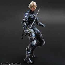 Picture of Metal Gear Solid 2 Raiden Play Arts Kai