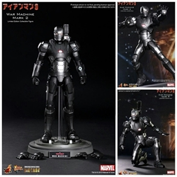 Picture of Hot toys iron man 3 war machine mark 2 diecast ( alloy ) figure