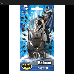 Picture of Batman alloy keychain