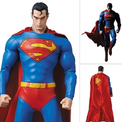 Picture of Real action hero RAH superman hush version