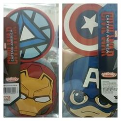 Picture of Hot Toys - Captain America Civil War - Coaster Set