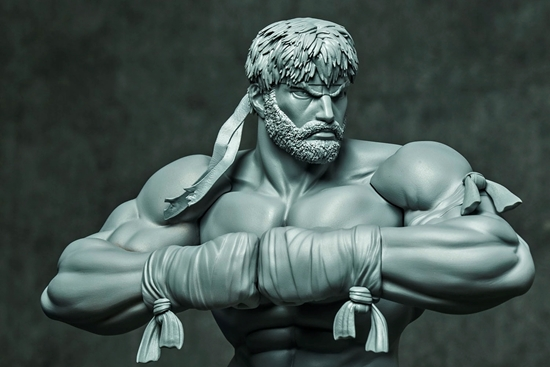 Picture of Q8Figures Exclusive - Street Fighter V - Ryu (Battle Ver.)