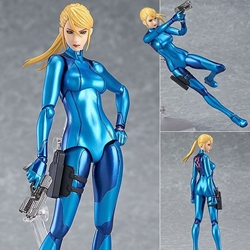 Picture of Figma - METROID Other M: Samus Aran Zero Suit ver.