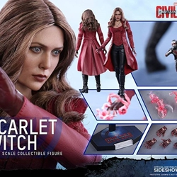 Picture of Hot Toys - Captain America Civil War - Scarlet Witch