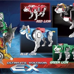 Picture of Toynami Ultimate Voltron Exclusive