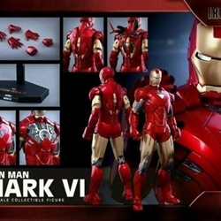 Picture of Hot Toys - Ironman Mark VI (Exclusive)