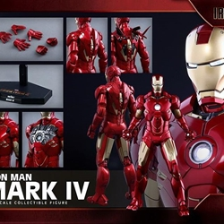 Picture of Hot Toys - Ironman Mark IV (Exclusive)