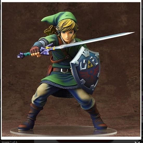 Picture of Goodsmile Company Legend of Zelda Skyward Sword - Link