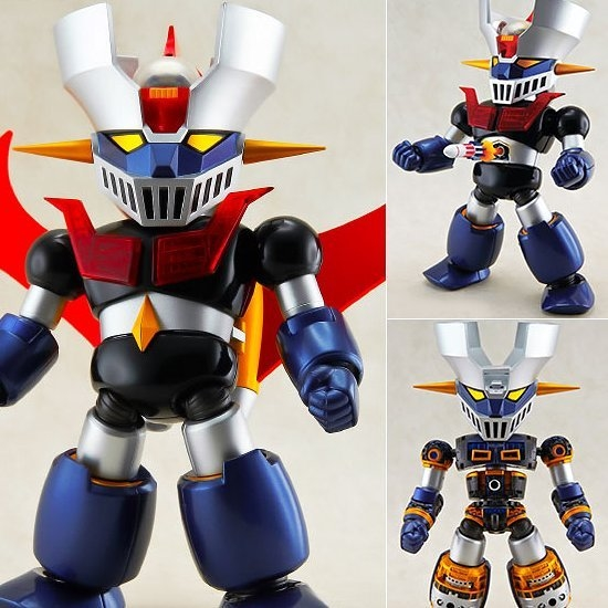 Picture of ES Gokin DX - Mazinger Z Toei Anime Ver.