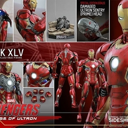 Picture of Hot Toys - Avengers Age of Ultron - Ironman Mark XLV (Quarter Scale - Exclusive)