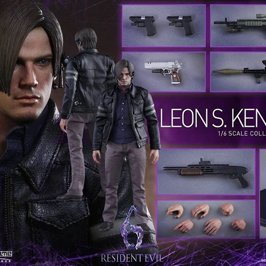 Picture of Hot Toys - Resident Evil 6 - Leon