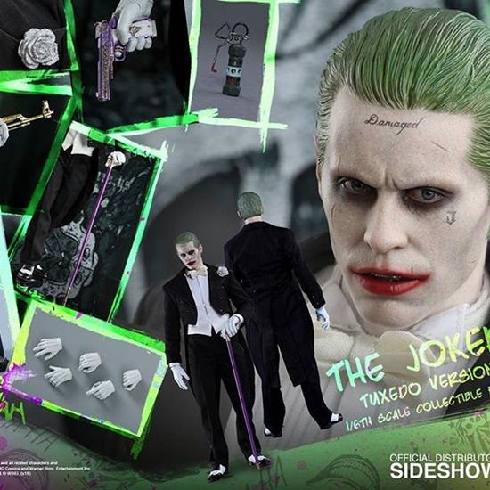 Picture of Hot Toys - Suicide Squad - Joker (Tuxedo Version)
