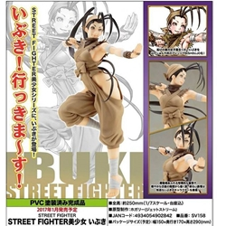 Picture of Kotobukiya Bishoujo Street Fighter Ibuki