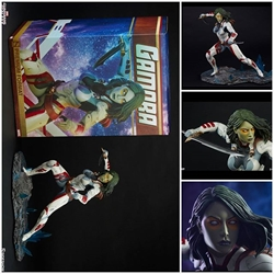 Picture of Sideshow guardians of the galaxy - Gamora Exclusive Statue
