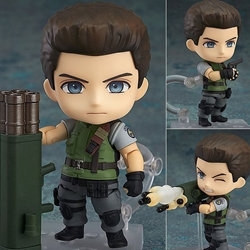 Picture of Nendoroid 681 - Resident Evil: Chris Redfield