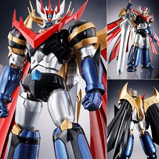 Picture of Super Robot Chogokin - Majin Emperor G - Super Robot Wars V