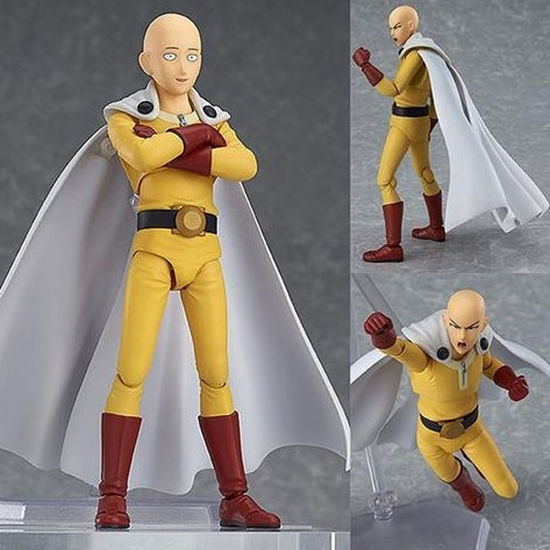 Picture of Figma One Punch Man - Saitama