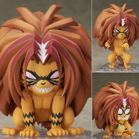 Picture of Nendoroid 668 - Ushio and Tora: Tora