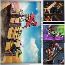 Picture of First 4 Figures - The Legend of Zelda: Skyward Sword - Link Vs. Scervo diorama