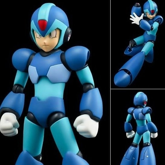 Picture of 4 Inch Nel - Mega Man X: X Action Figure