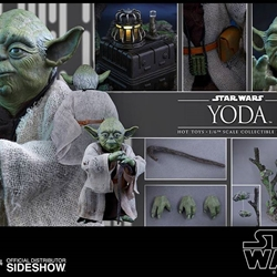 Picture of Hot Toys - Star Wars - Yoda