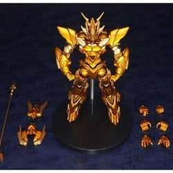 Picture of Fewture Brave Raideen Gold Version