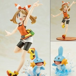 Picture of ARTFX J - Pokemon Series: May with Mudkip