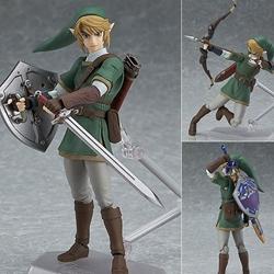 Picture of Figma - The Legend of Zelda Twilight Princess: Link Twilight Princes