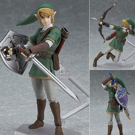 Picture of Figma - The Legend of Zelda Twilight Princess: Link Twilight Princes