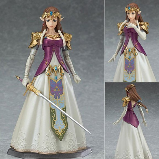 Picture of Figma - The Legend of Zelda Twilight Princess: Zelda Twilight Princess
