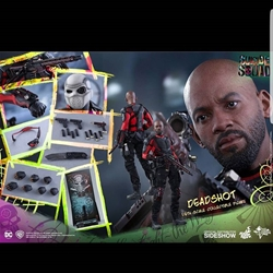 Picture of Hot Toys - Suicide Squad - Deadshot