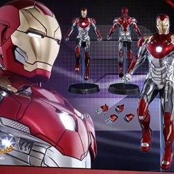 Picture of Spider-Man: Homecoming - Iron Man Mark XLVII Power Pose Exclusive