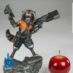 Picture of Sideshow Guardians of the Galaxy Rocket Raccoon Statue