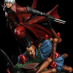 Picture of HMO devil may cry - dante limited edition statue