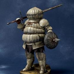 Picture of GECCO Dark Souls 1/6 Scale figure: Siegmeyer of Catarina