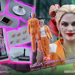 Picture of Hot toys suicide squad harley Quinn prisoner version