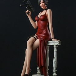 Picture of Resident evil ada wong 1/4 limited edition statue
