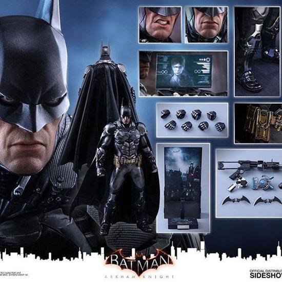 Picture of Hot Toys - batman arkham knight amazing figure