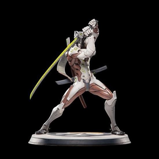 Picture of Blizzard overwatch genji statue