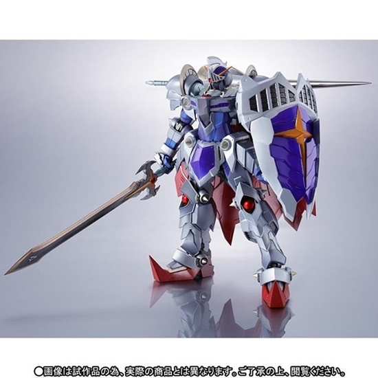 Picture of Gundam Metal Robot Spirits Knight Gundam (Real Type Ver.)