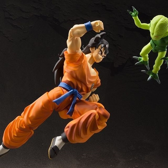Picture of S.h figuarts yamcha vs saibaman limited edition figure