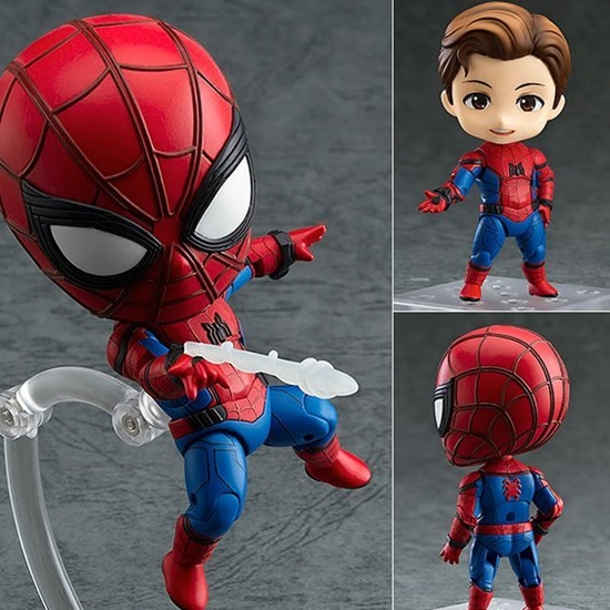 Picture of Nendoroid 781 - Spider-Man: Homecoming