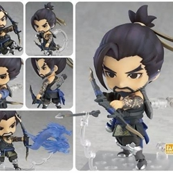 Picture of Nendoroid 839 - Overwatch - Hanzo