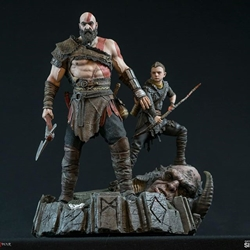 Picture of Sony - God of War Statue