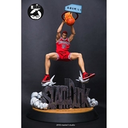 Picture of M3 studio slam dunk statue (Limited to 260 piece worldwide)