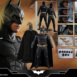 Picture of Hot Toys - Batman begins - Batman (QS009 1/4 Quarter scale)