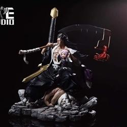 Picture of Axe studio zaraki kenpachi statue