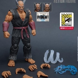 Picture of Storm collectibles heihachi sdcc exclusive